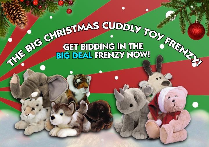 Big Cuddly Christmas Big Deal Frenzy